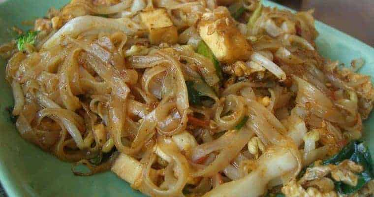 Pad Thai - Taste Of Thailand