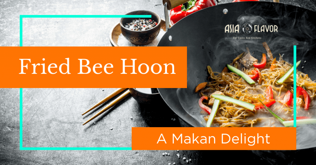 Best Fried Bee Hoon Recipe - Vermicelli Makan Delight